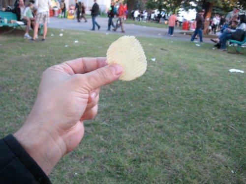 Plain Chip