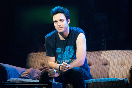 Jake Epstein in American Idiot