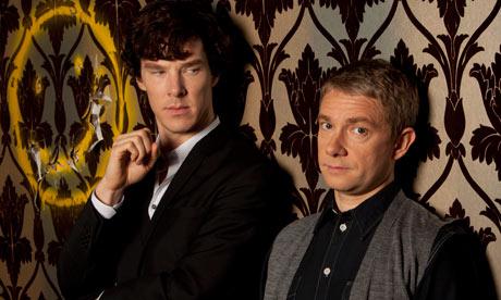 John And Sherlock Are Watson And Sherlock The