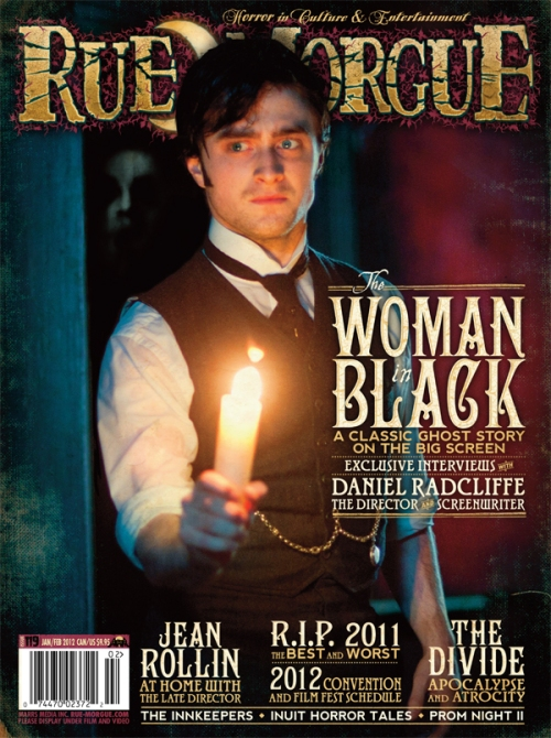 Rue Morgue issue #119
