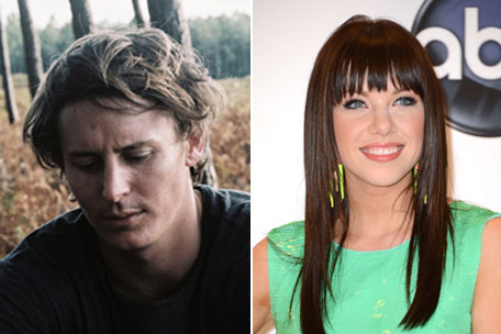 Ben Howard and Carly Rae Jepsen