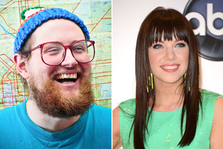 """Dan Deacon remixed Carly Rae Jepsen's """"Call Me Maybe"""""""