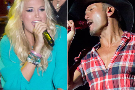 Carrie Underwood & Tim McGraw
