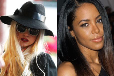 Lady Gaga & Aaliyah