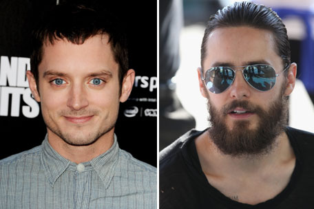 Elijah Wood and  Jared Leto