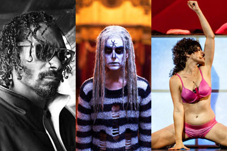 Snoop Lion, Rob Zombie's Lords Of Salem & Peaches