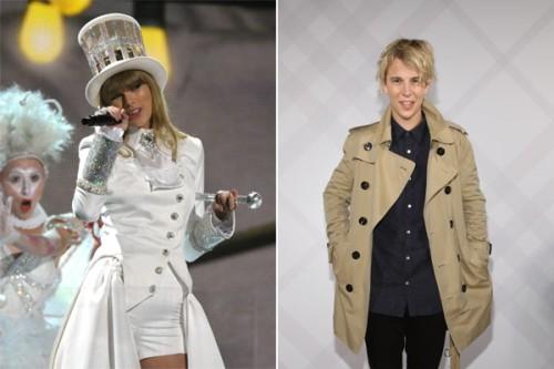 Taylor Swift & Tom Odell