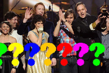 Who is Arcade Fire?