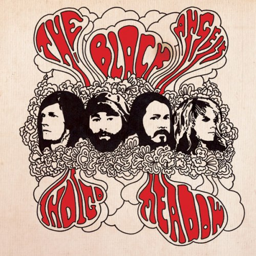 Black Angels' Indigo Meadow