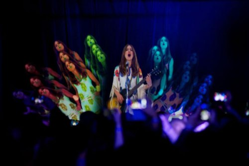 Feist and the Holograms