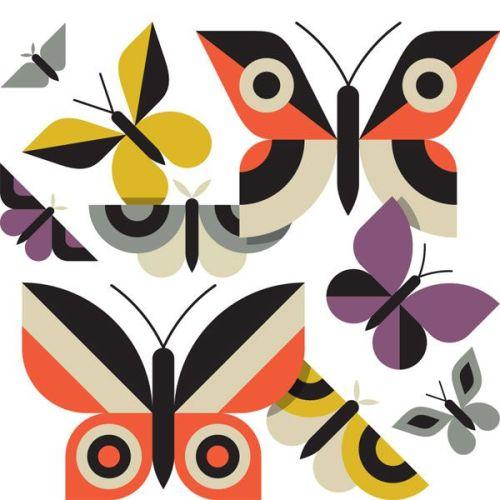 Polaris butterflies