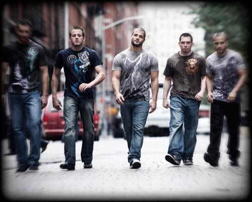 MMA Shirts