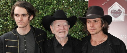 Micah Nelson, Willie Nelson, Lukas Nelson