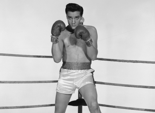 Elvis Presley's boxing past