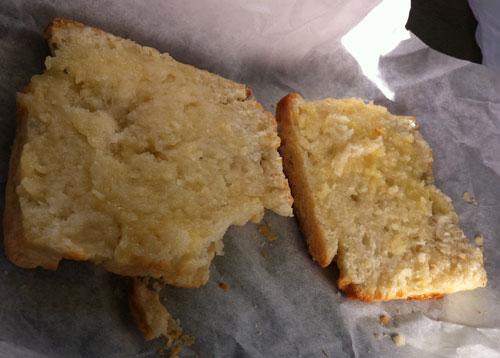 Coco's Fried Chicken Honey Butter Buttermilk Biscuit. CNE 2014