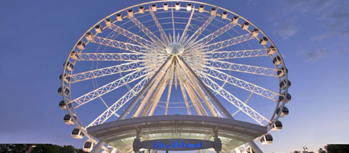 The Skywheel