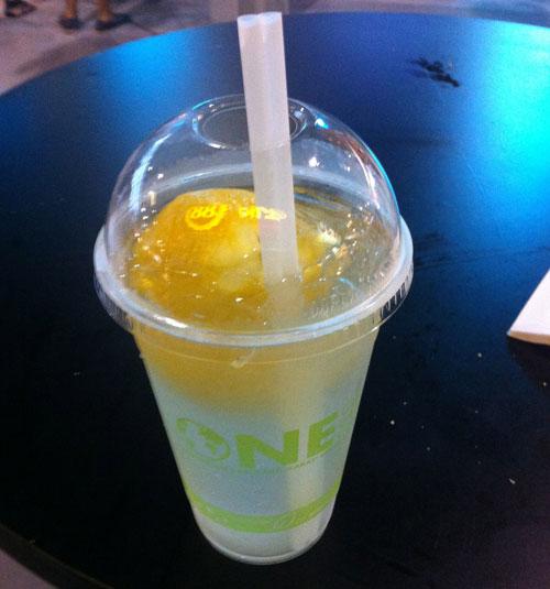 Quench Lemonade. CNE 2014