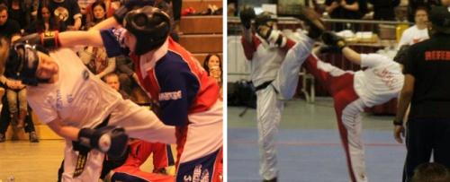 Kickboxer Jo Redman