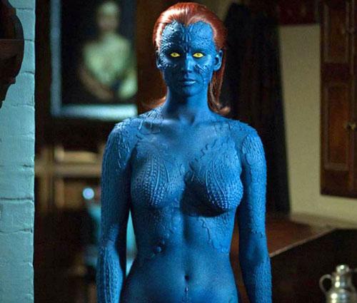 Jennifer Lawrence nude.