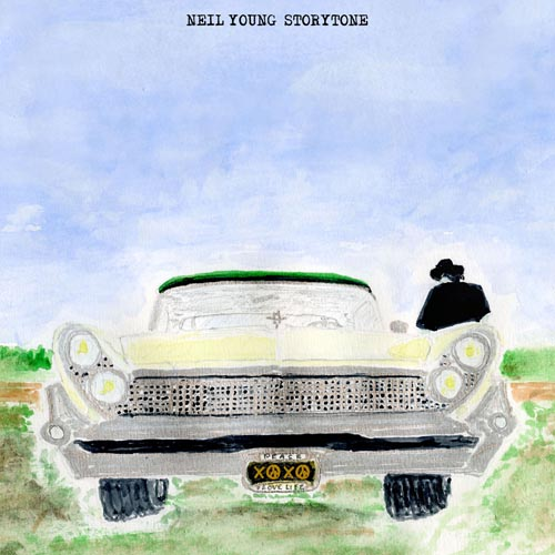 Neil Young's Storytone