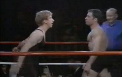 Andy Dick vs. Joe Rogan