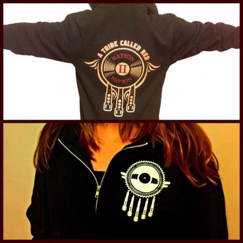 A Tribe Called Red hoodie