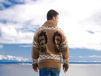 Louis Riel sweater