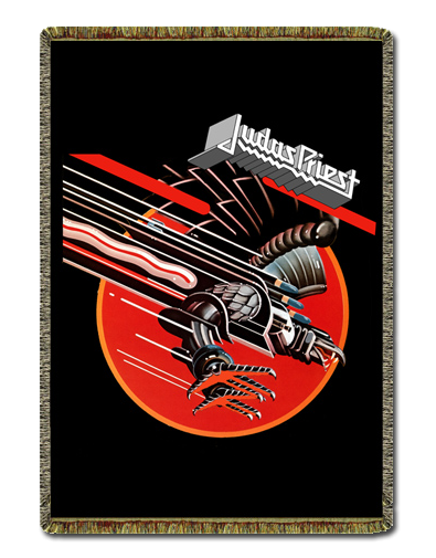 Screaming For Vengeance blanket