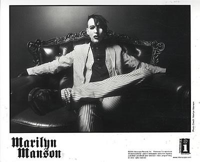 Marilyn Manson, 2004 promo photo