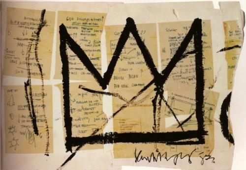 Basquiat's crown
