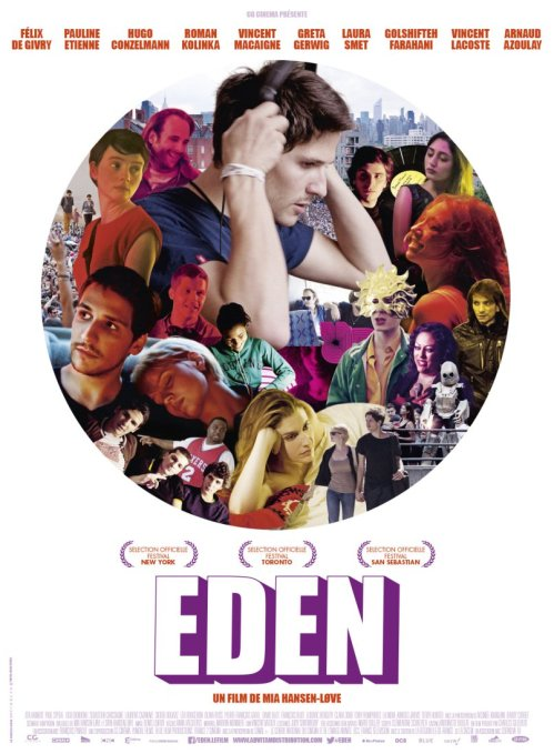 Eden, the film