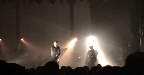 The Jesus And Mary Chain live in Toronto.