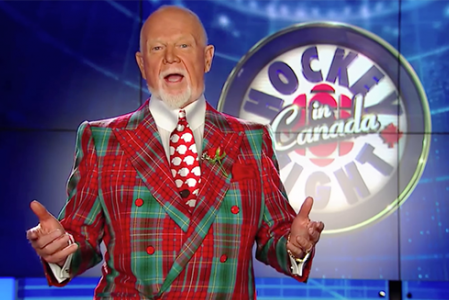 Don Cherry wearing plaid