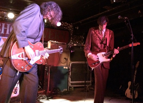 The Sadies at the Horseshoe Tavern during NXNE 2015