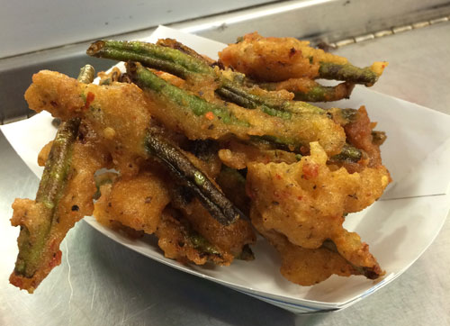 Pickle Pete's Deep Fried Green Beans