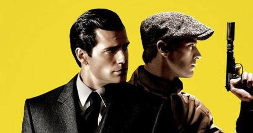 The Man From U.N.C.L.E. rebooted