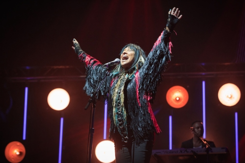 Polaris Music Prize Gala 2015 winner Buffy Sainte-Marie. Photo by Dustin Rabin