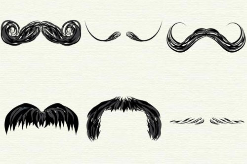 Some Movember moustache ideas