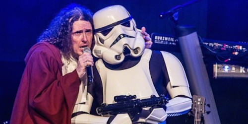 Weird Al has done a Star Wars song