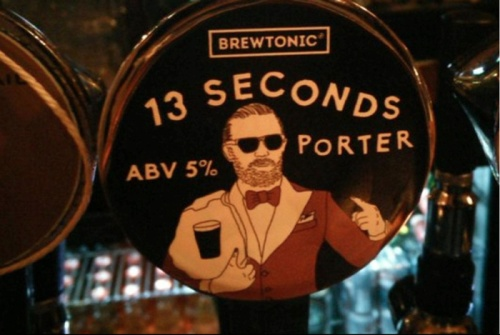 Conor McGregor beer