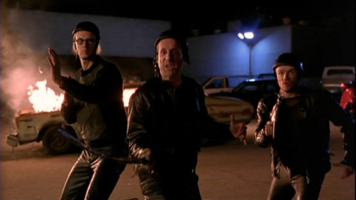 Great stoner film fight scenes