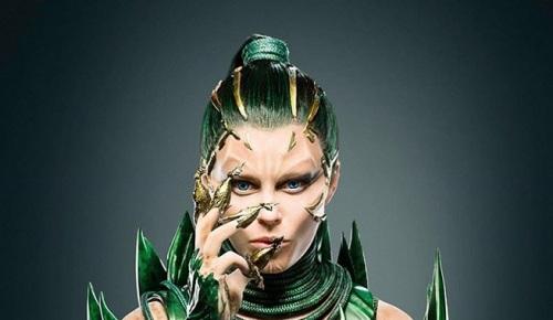 Power Ranger Rita Repulsa's new look