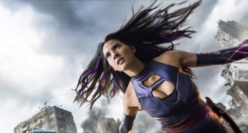 Olivia Munn in X-Men: Apocalypse