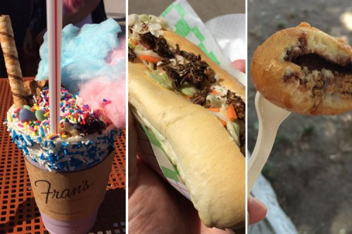 Things I ate at the C.N.E. in 2016