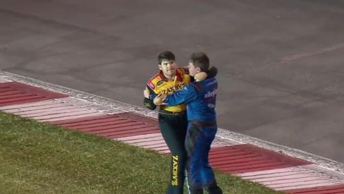 NASCAR brawling