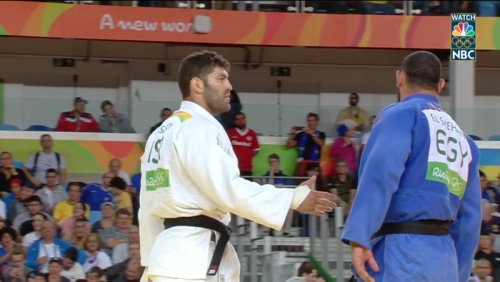 The worst in Olympic judo