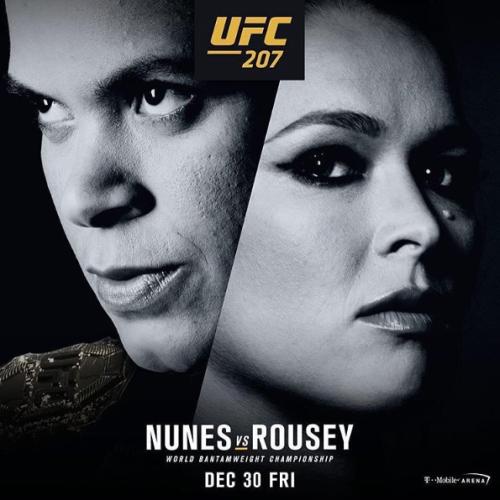 Nunes vs. Rousey