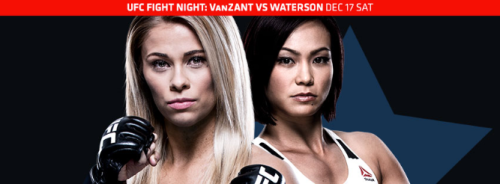Van Zant vs. Waterson