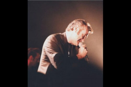 Morrissey live in Hamilton.
