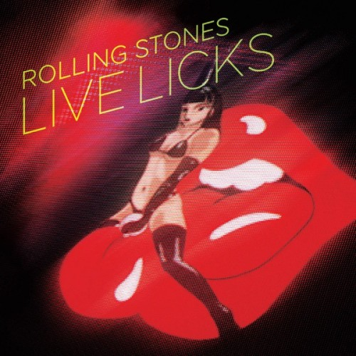 The Rolling Stones' Licks tour.